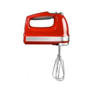 Kitchenaid 5KHM9212E 9 Speed Hand Mixer - 220 Volt 50 Hz
