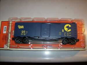 Lionel O-Scale Chessie System 17245 Boxcar C&O