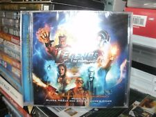 DCS LEGENDS OF TOMORROW,TELEVISION SOUNDTRACK,SEASON 3,WITH SIGNED INSERT