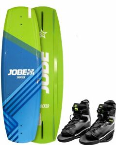 JOBE Wakeboard Shocker 141 Package mit Wakeboardbindung
