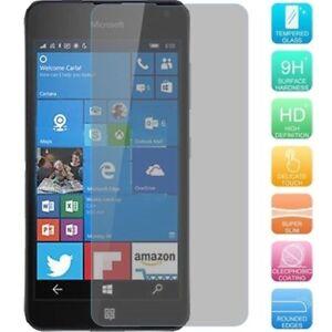 Premium Thin Tempered Glass Film Screen Protector Guard For Microsoft Lumia 650