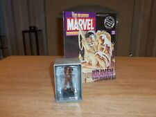 Eaglemoss Marvel Classic Collection Kraven The Hunter Display figure Boxed