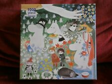 Moomin The Dangerous Journey 1000-piece jigsaw Flame Tree