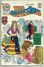 TEEN CONFESSIONS #87 (Art Capello Story, Strange Romance Tales) Charlton, 1975