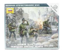 6180 tropas de elite alemana 1939-43 - 1/72 - Zvezda-Segunda Guerra Mundial