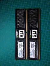 OCZ SLI-Ready 2GB (2 x 1GB) 240-Pin DDR2 SDRAM DDR2 800 (PC2 6400)
