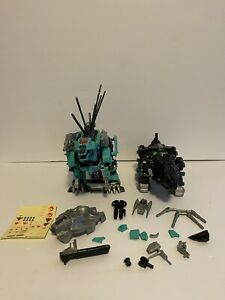 2002 Zoids Dark Spiner And Dark Horn TOMY Spares Repairs Untested Incomplete.