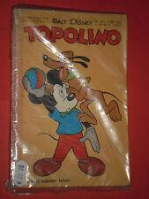 WALT DISNEY- TOPOLINO libretto- n° 331- originale mondadori- anni 60/70