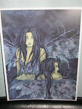 Amy Brown - Dark Faeries. - Out Of Print