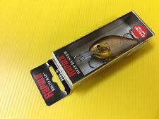 Special Edition Rapala Risto Rap RR-5 GALB, Golden Alburnus Color Lure, NIB.