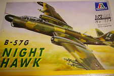 MAQUETA 1/72 AVION B-57 G NIGHT HAWK ITALERI