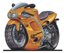 Koolart-triumph daytona-gold-tapis de souris/pad