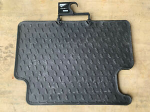 NEW GENUINE FORD FOCUS MK1 RS REAR RUBBER FLOOR MATS NOS RS ST170 ALL MODELS