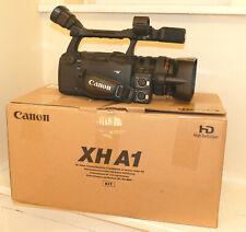 Canon XH-A1E Professional Camcorder Digital MiniDV Camera