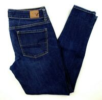 American Eagle Women's Jeans Size 6 Jegging Mid Rise Super Stretch Denim
