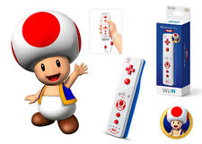 ***NEW GENUINE*** Nintendo Wii / Wii U Remote Plus Special Edition: Toad