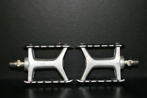 Vintage SR Sakae CTP-400 Pedals 9/16