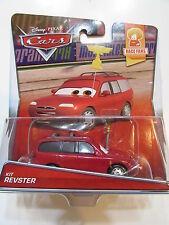 DISNEY PIXAR CARS RACE FANS - KIT REVSTER