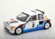 Peugeot 205 T16 #8 Saby/Fauchille Monte Carlo 1985 - 1:18 IXO