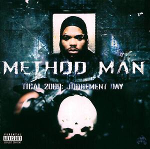 CD / Album - Method Man : T 2000 Judgement Day - Neuf - 1998 Def Jam Records