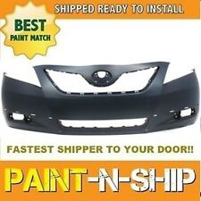 Fits; 2007 2008 2009 Toyota Camry SE Front Bumper Painted to Match (TO1000318)