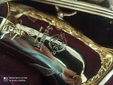 Alt saxophon Selmer Mark VII mit Metallmundstück Otto Link 8.