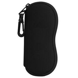 Printed Portable Soft Sunglasses Bag Eyeglass Case Neoprene Pouch Storage Box