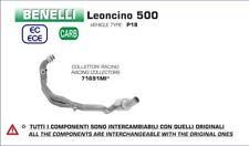ARROW COLLETTORI SCARICO RACING INOX BENELLI LEONCINO 500 2017-2018
