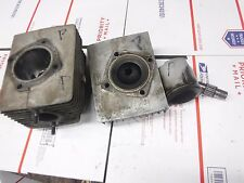 1975 SKIDOO 440 TNT-TYPE 440 motor parts: PTO -CYLINDER-HEAD-PISTON-PIN-BEARING