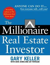 The Millionaire Real Estate Investor by Gary Keller 🔥P.D.F🔥