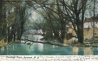 SYRACUSE NY – Onondoga Creek – udb – 1906