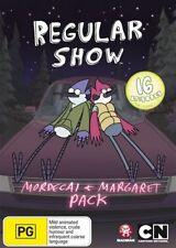 Regular Show - Mordecai and Margaret Pack (DVD, 2014), NEW SEALED REGION 4