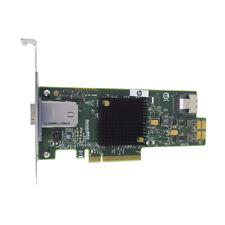 HP 660086-001 LSI SAS9205-4i4e HBA 638835-001 RAID Controller Height Bracket