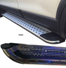 Marche-pieds latéraux Volkswagen Amarok 2010> (D+G), série Pearl 193cm EN STOCK