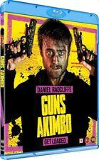 Guns Akimbo Blu Ray (Region B)