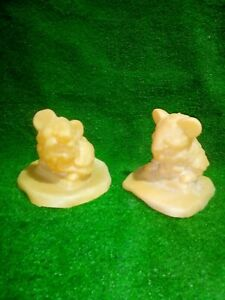 Latex Moulds Of 2 Cute Mice