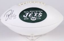 Darron Lee Signed New York Jets Logo Football (JSA Hologram)