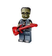 Lego Minifigura Serie 14 71010 Halloween Monstruos - Montruo Palanca
