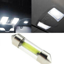 1x 31MM COB White Festoon Dome Map Trunk Interior LED Light Bulbs Car Roof Lamp