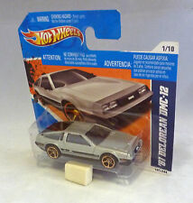 HotWheels '81 Delorean DMC-12 Faster Than Ever
