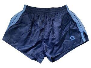 Rombo vintage Nylon Shorts Gr. M Sporthose 90er shiny Sprinter