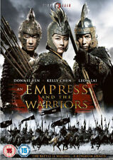 CINE ASIA EPIC = AN EMPRESS AND THE WARRIORS = VGC CERT 15 RUNTIME 2 HOURS