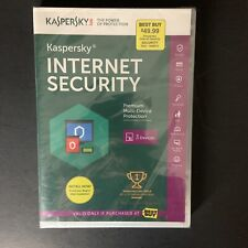 NEW & Sealed! Kaspersky Internet Security Premium Multi-Device Protection 2015