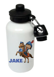 Mike The Knight - Personalised Kids/Drinks/Sports Childrens Water Bottle