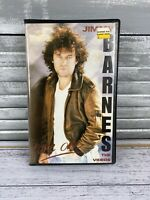 Jimmy Barnes VHS - Take One The Videos - Clamshell Video Tape