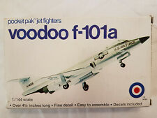 Entex 8461V:69 Voodoo F-101A 1:144 Neu, Bauteile versiegelt