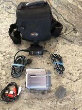 New ListingSony Handycam Dcr-Hc40 Mini Dv Camcorder with remote