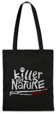 Killer By Nature Stofftasche Einkaufstasche Friday the Freitag der Fun 13th 13.