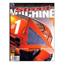 Street Machine 2002 December - GT Falcon, Supernats, 427 Monaro