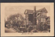 Cheshire Postcard - Moreton Old Hall  RS5793